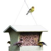 Bird's Choice Green Solutions Medium Hopper Bird Feeder, GSHF200