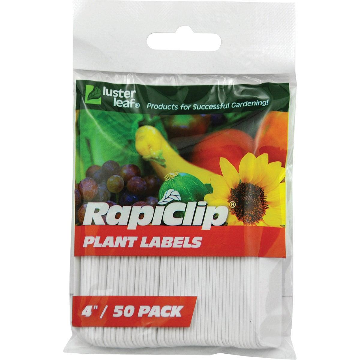 """50PK 4"""" PLANT LABELS"""