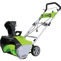 Greenworks 13A Electric Snow Blower, 2600202