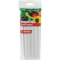 Rapiclip Plastic Garden Marker & Label, 843