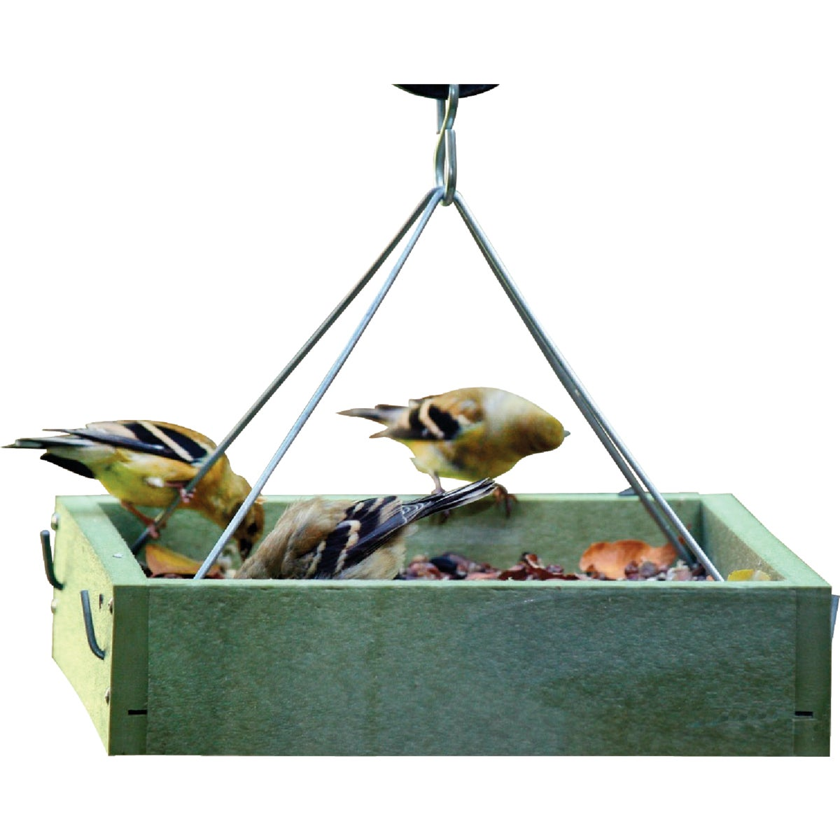 HANGING TRAY FEEDER - GSHPF100 by Birds Choice