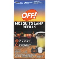 OFF! Lamp Mosquito Repellent Refill, 76086