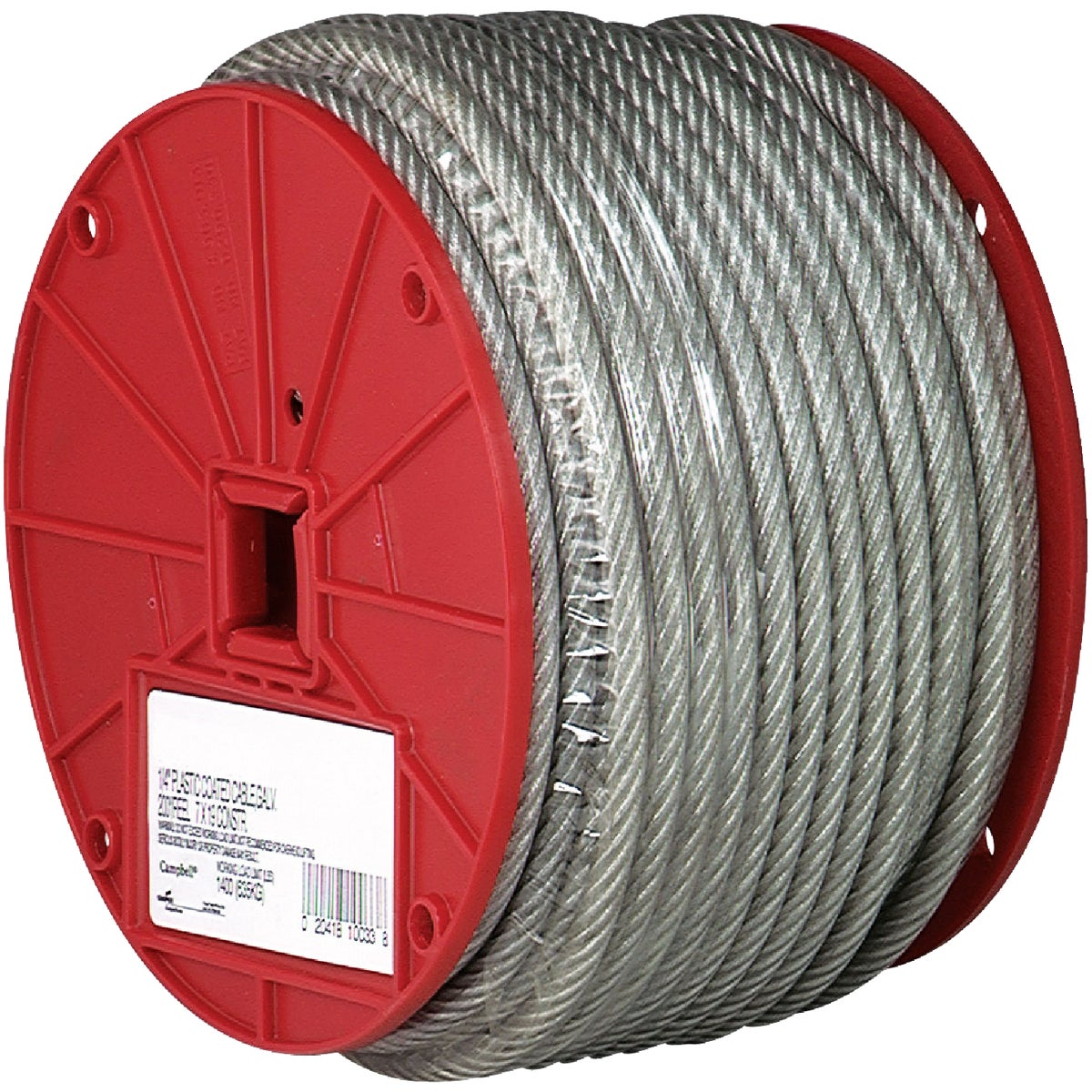 "250'3/16"" 7X19 CTD CABLE - 7000697 by Cooper Campbell Apex"