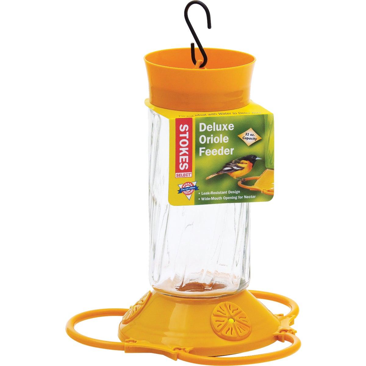 DLUX ORIOLE GLASS FEEDER
