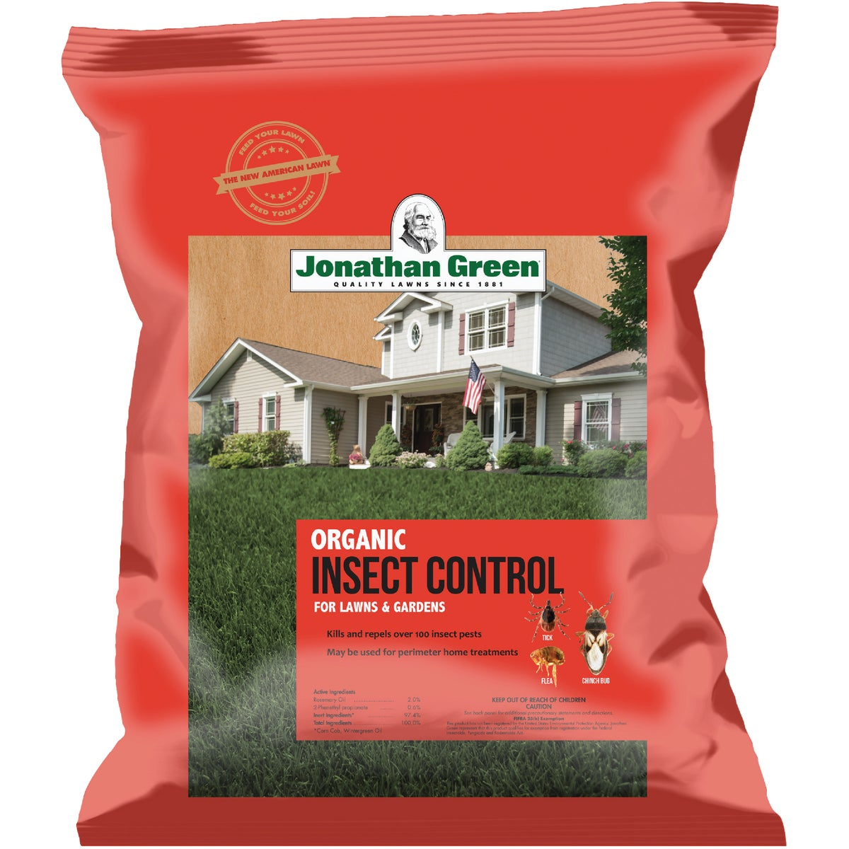 5M ORGANC INSECT CONTROL