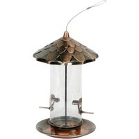 Stokes Select Copper Acorn Bird Feeder, 38288