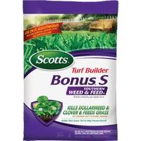 Scotts Turf Builder Bonus S Florida Weed & Feed Lawn Fertilizer With Weed Killer, 21014