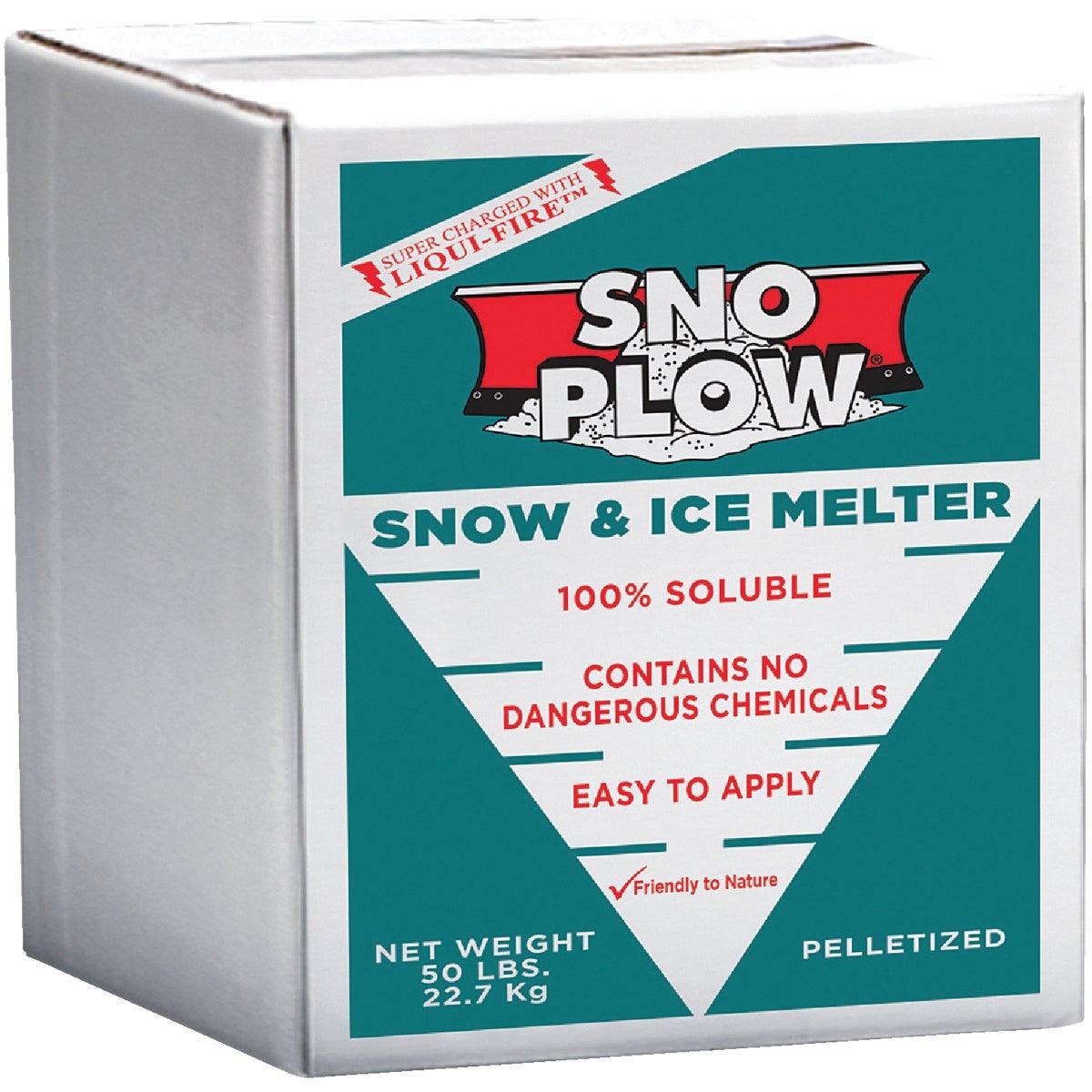 50Lb Grn Splw Ice Melt