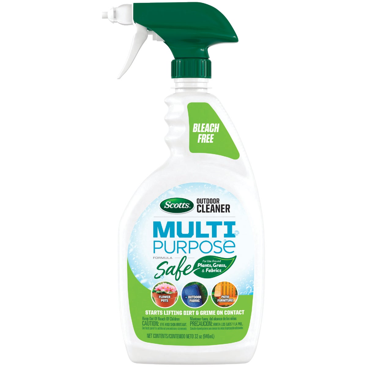 Scotts Outdoor Cleaner Plus Oxi Clean Multi Surface Cleaner, 51080