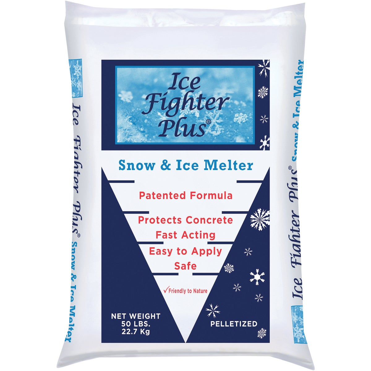 50Lb Bl Ice Fighter Plus