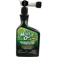 Lilly Miller MOSS OUT! Broadleaf, Moss & Algae Killer, 100515652