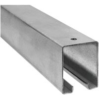 National Mfg. 16' GALVANIZED BOX RAIL N105395