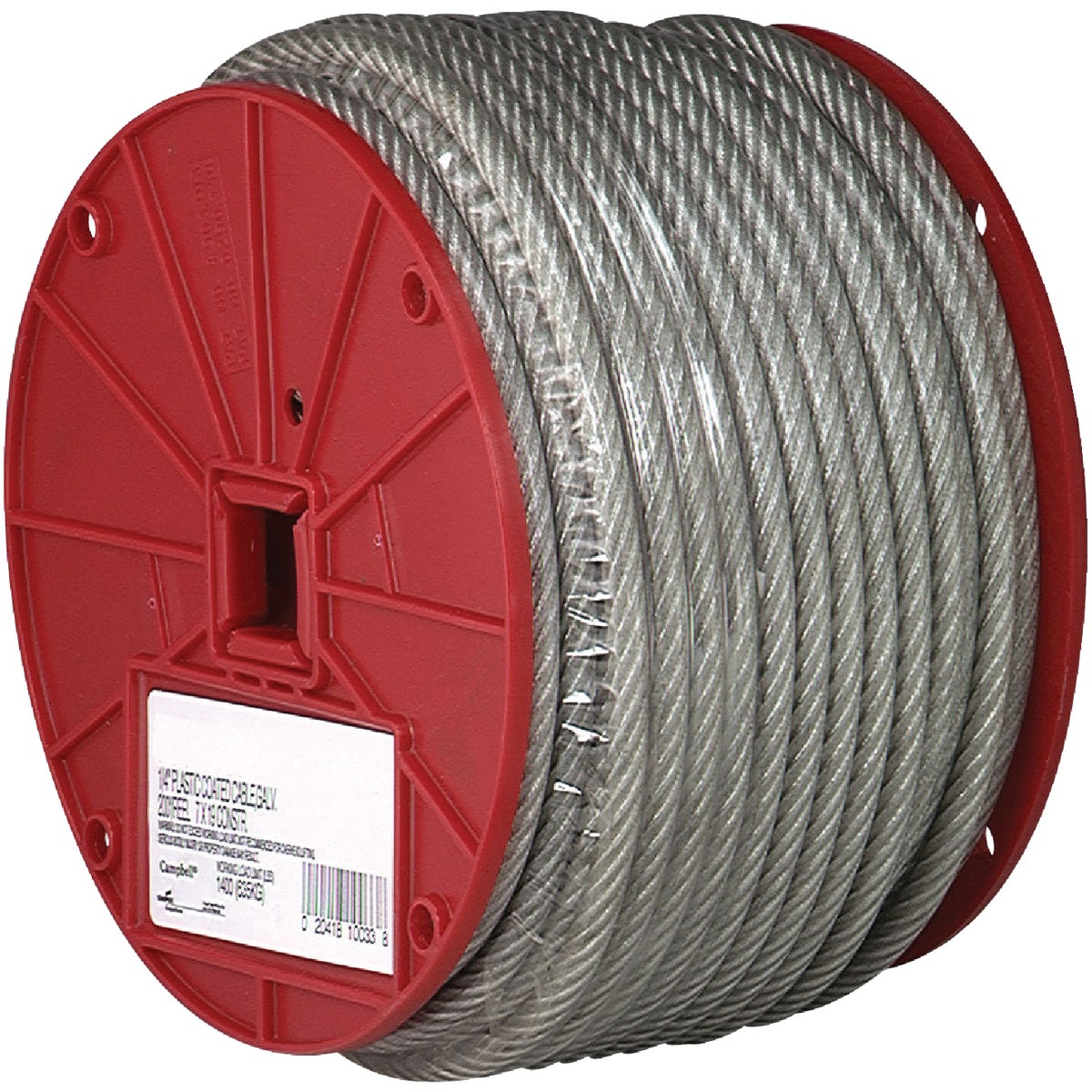 "200' 1/4"" 7X19 CTD CABLE - 7000897 by Cooper Campbell Apex"