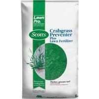 Scotts Lawn Pro Lawn Fertilizer With Crabgrass Preventer, 39605