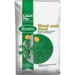 Scotts Lawn Pro Weed And Feed Lawn Fertilizer with Weed Killer