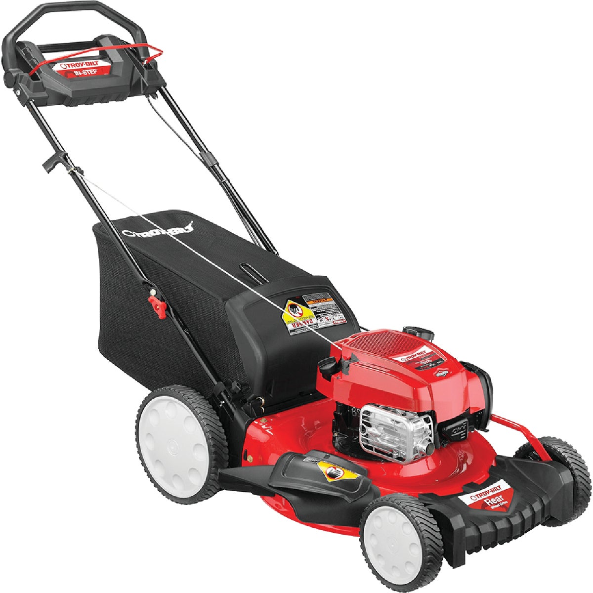 "21"" HI-WHEEL MOWER - 12ABD3BV766 by M T D Products"