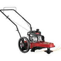 Remington 22 In. Walk Behind Gas Trimmer Mower, 25A-26J7783