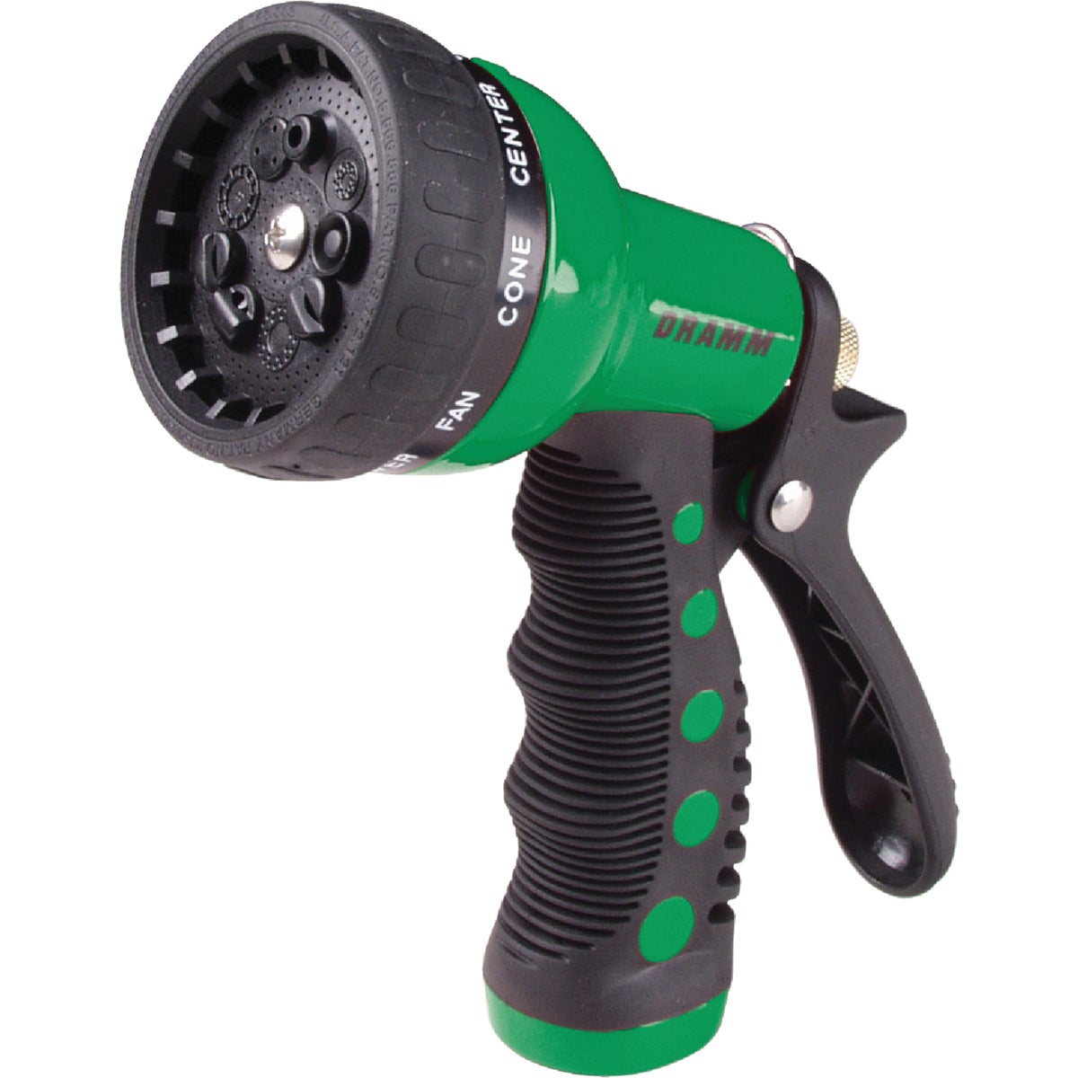 GREEN REVOLVER NOZZLE - 10-12704 by Dramm Corp