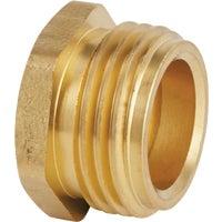 Best Garden Brass Non-Swivel Hose Connector, BG7MH5FP