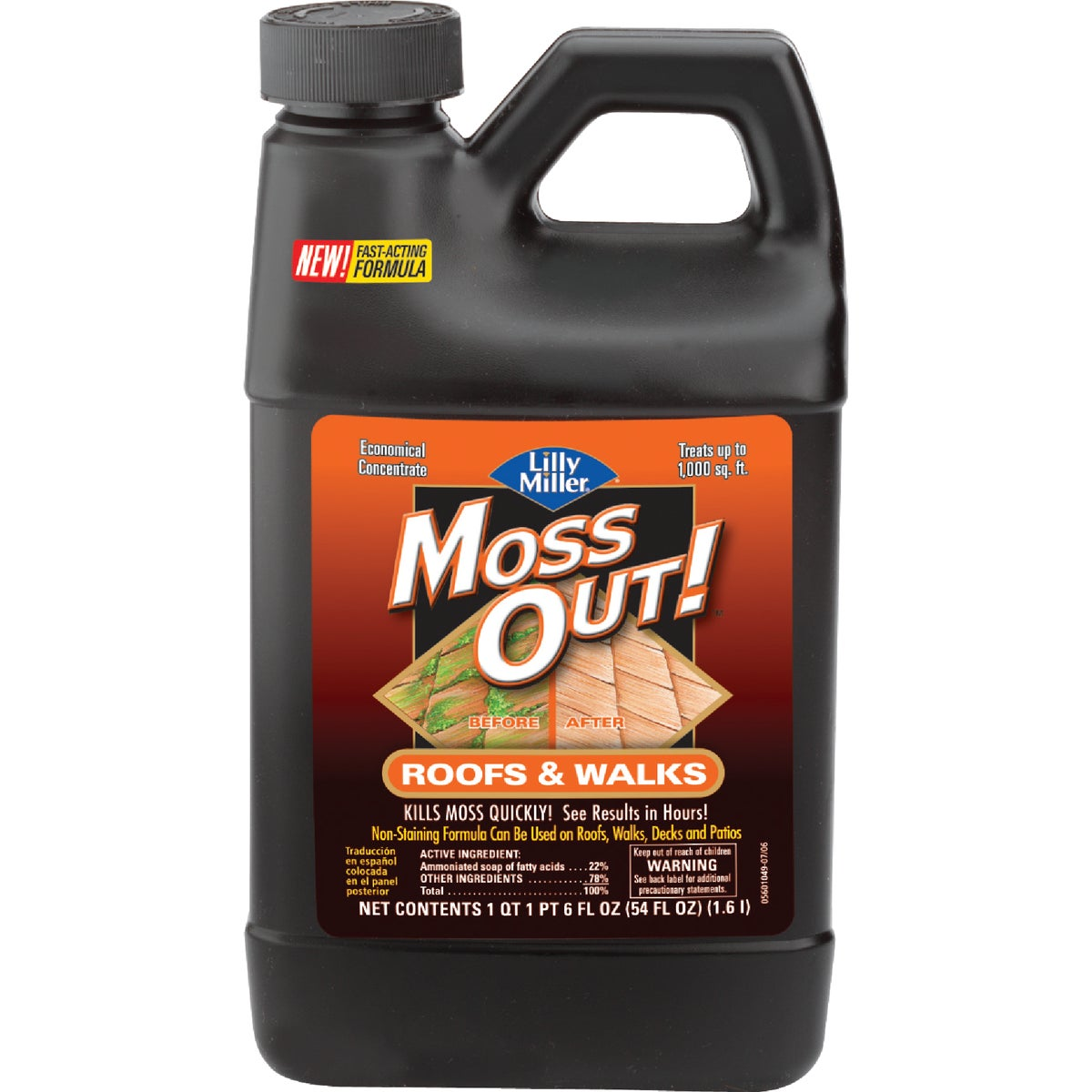 54OZ CONC MOSS CONTROL - 100099149 by Excel Marketing
