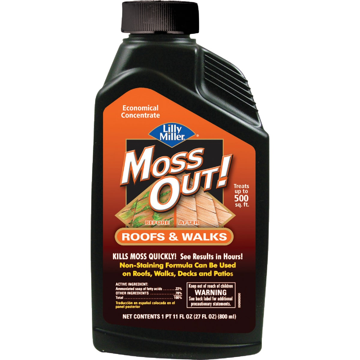 27OZ CONC MOSS CONTROL - 100503874 by Excel Marketing