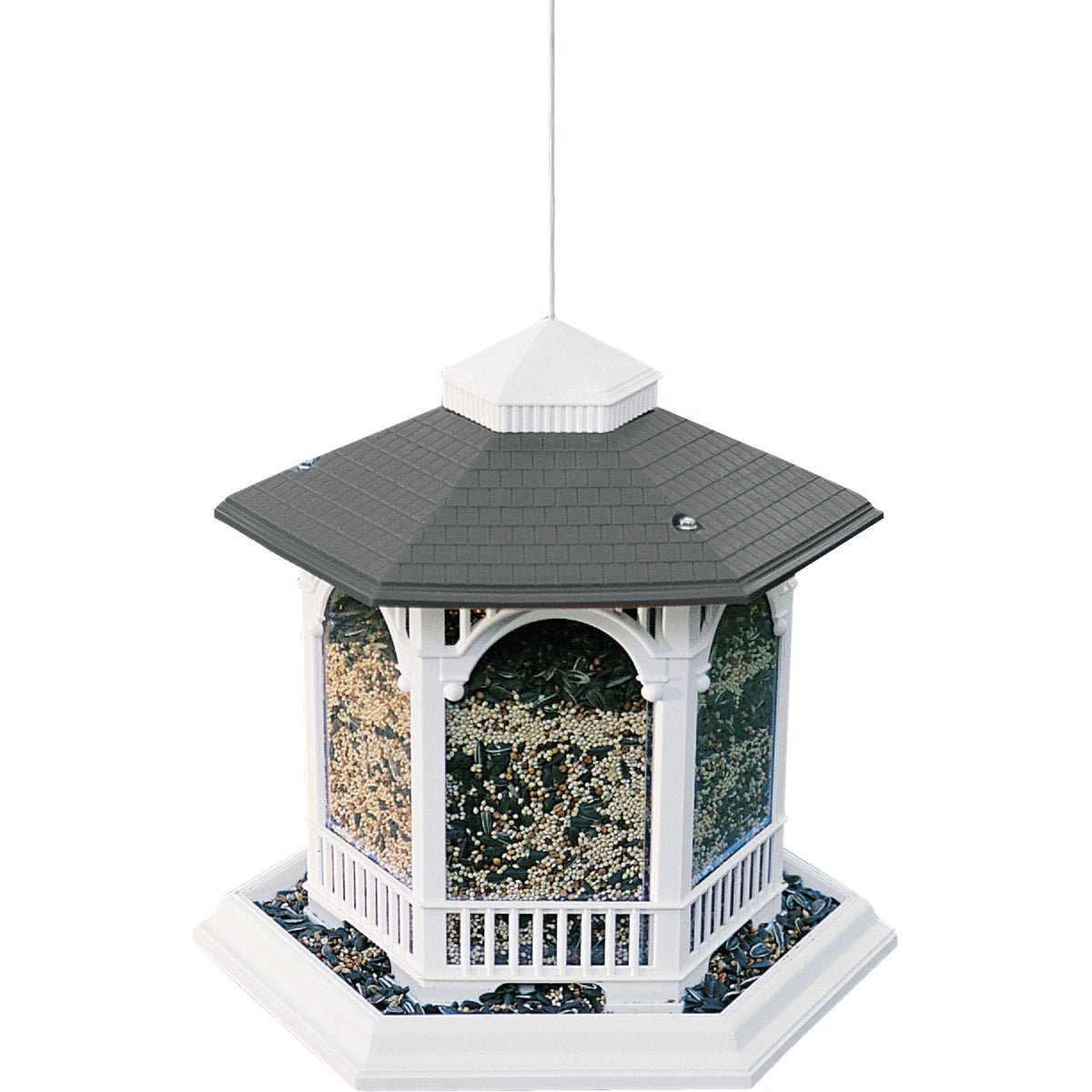 GAZEBO BIRD FEEDER - 6262 by Kay Home Products