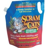 Scram For Cats Organic Cat Repellent, 15003