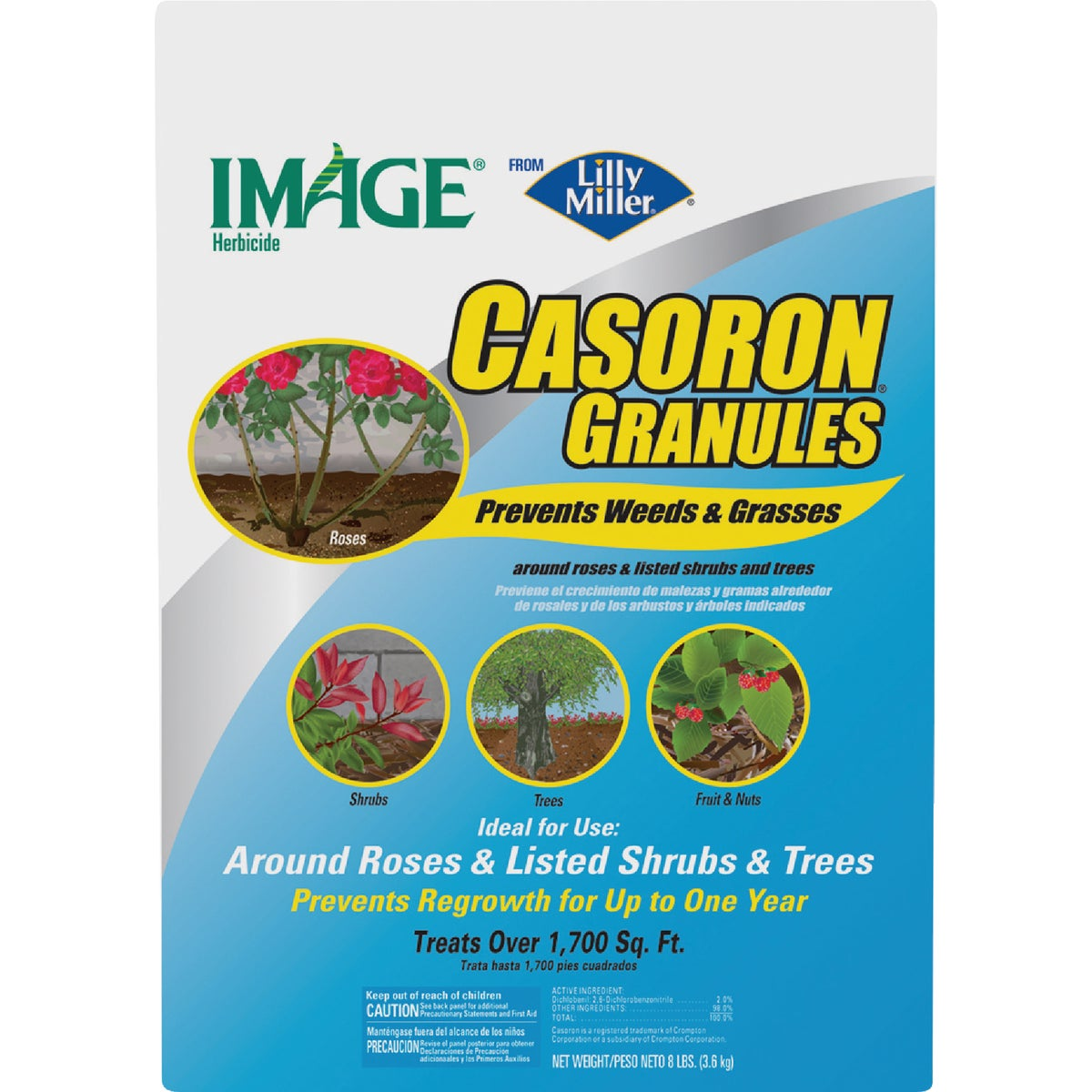 8LB CASORON GRANULES - 100505475 by Excel Marketing