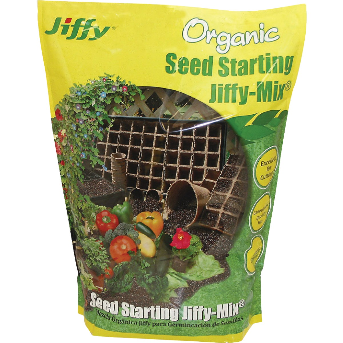 16QT ORG SEED START MIX - G316 by Plantation Products