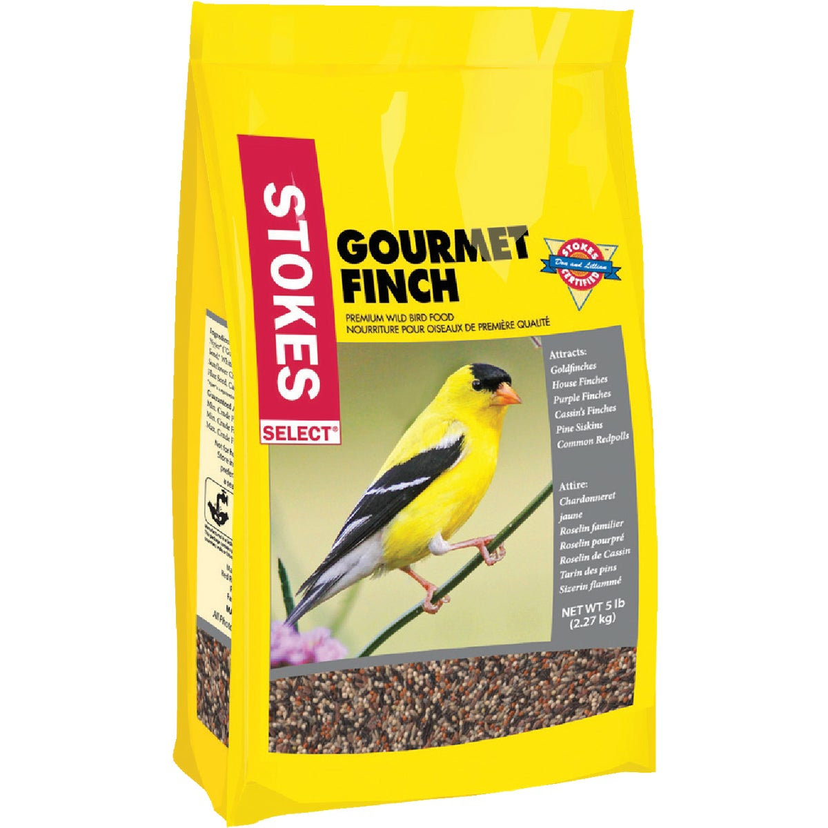 5LB GOURMET FINCH SEED - 9268 by Red River Commod