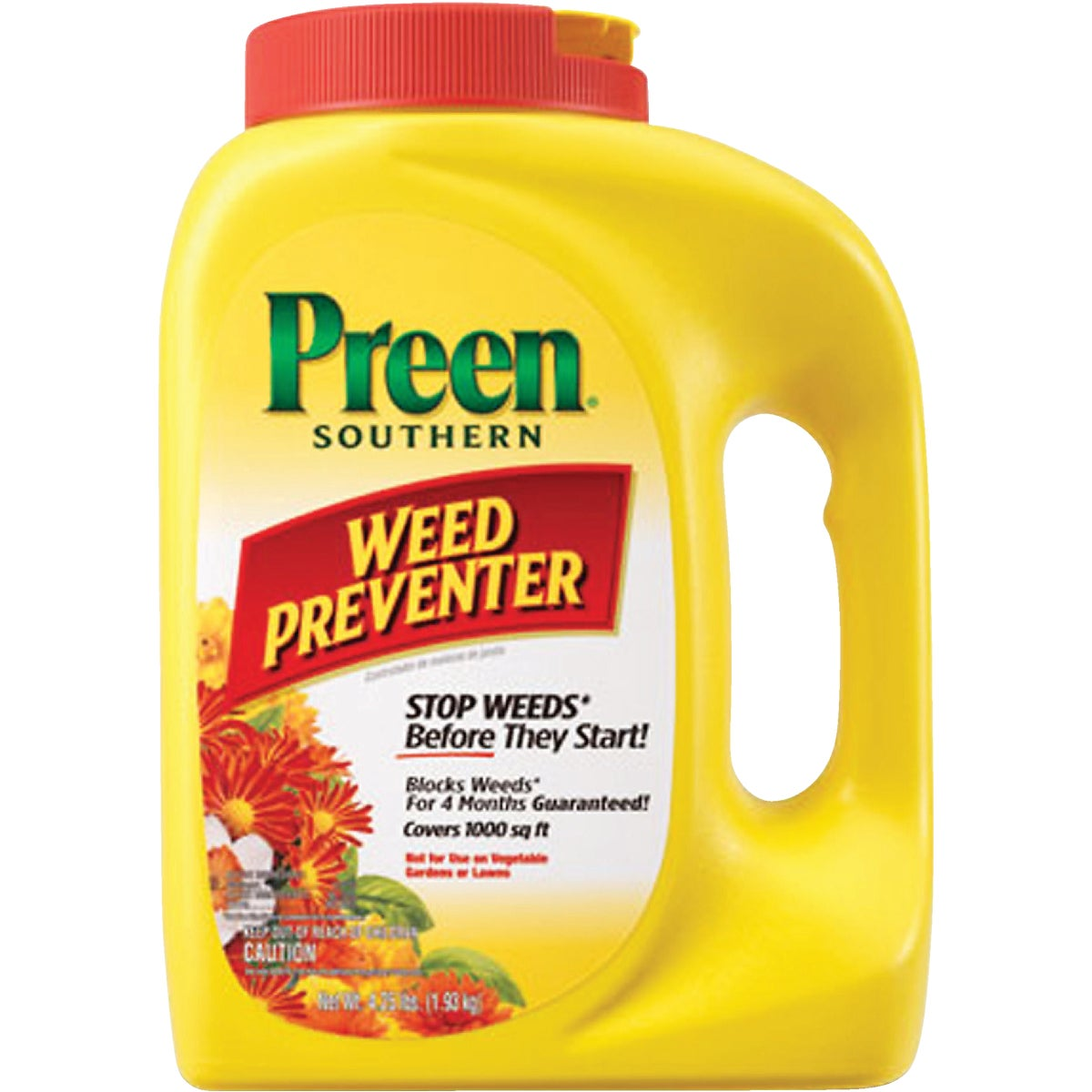 SO PREEN WEED PREVENTER