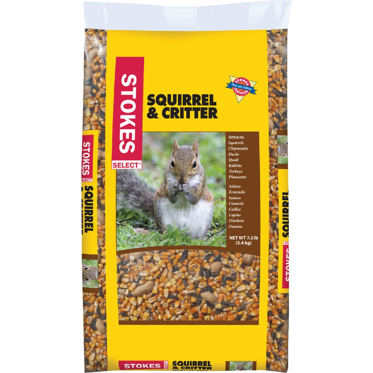 7.5LB CRITTER SNACK - 508 by Red River Commod