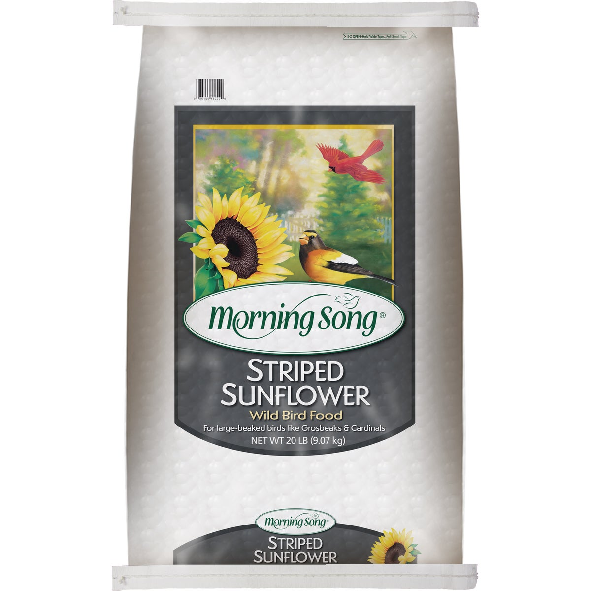 20LB STRIPED SUNFLOWER - 48011-D by Red River Commod