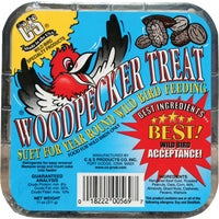C. & S. Prod. WOODPECKER SUET 12569