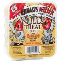 C. & S. Prod. NUTTY TREAT SUET 12559