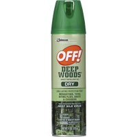 OFF! Deep Woods Dry Insect Repellent, 71764