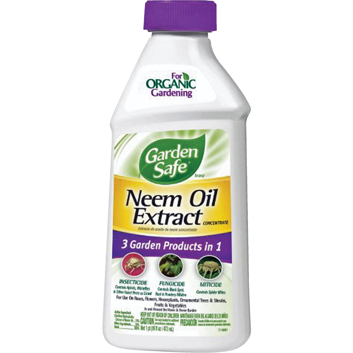 United Industries Corp 16 OZ CONC NEEM OIL HG93179