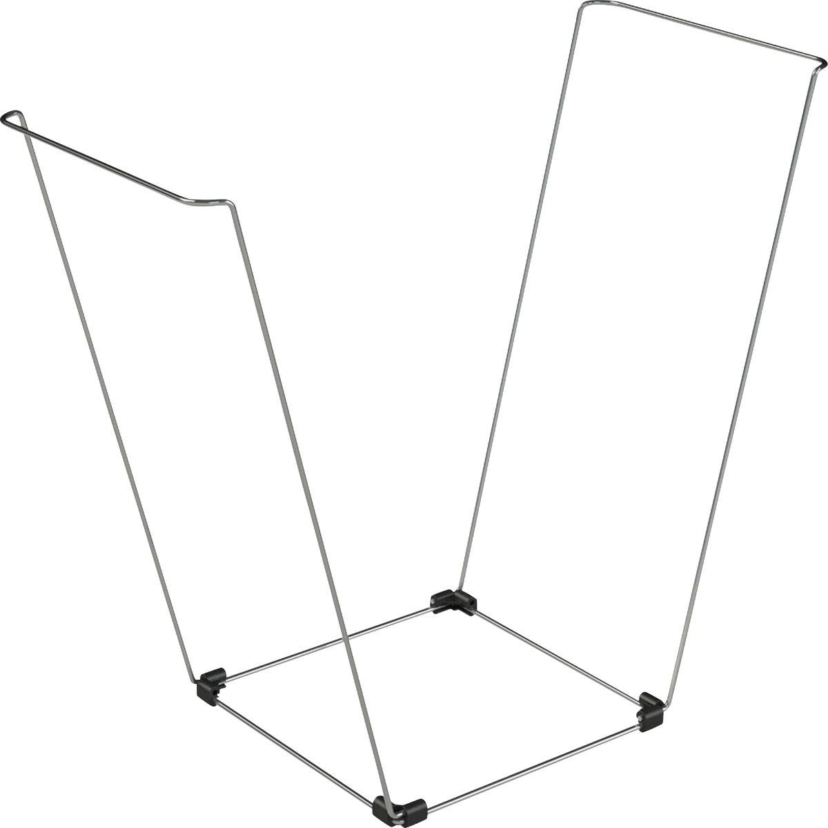 Trash Bag Holder - Multi-Use Bag Buddy Support Stand (39 - 45 Gallon Bags)