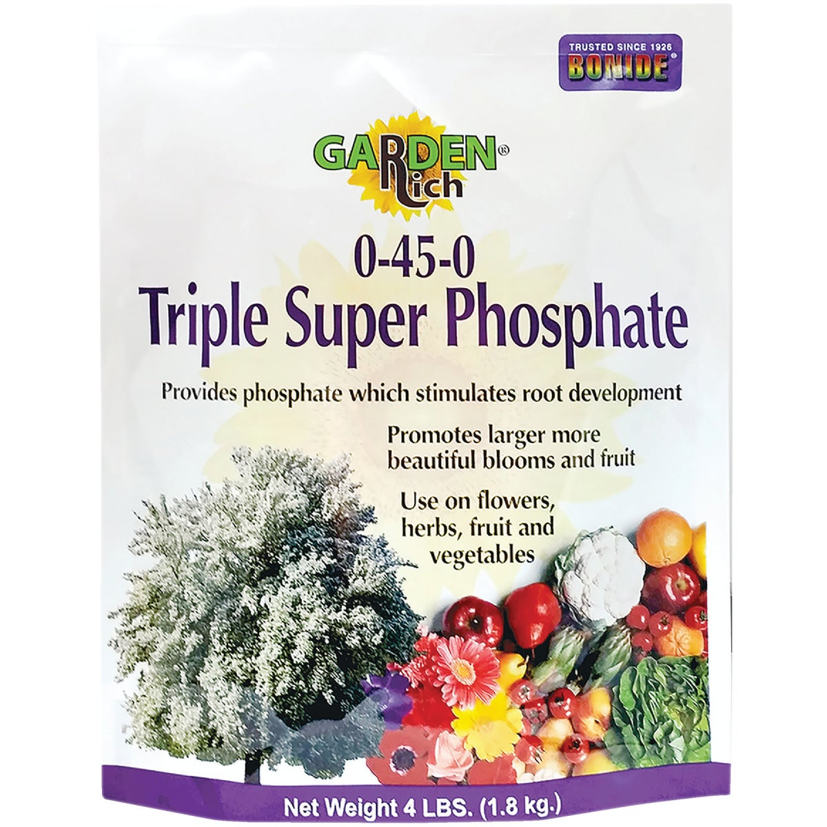 4LB 3X SUPER PHOSPHATE - 969 by Bonide