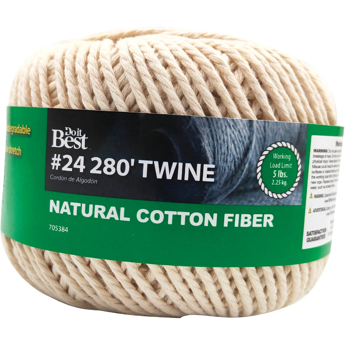 #24 280' COTTON TWINE