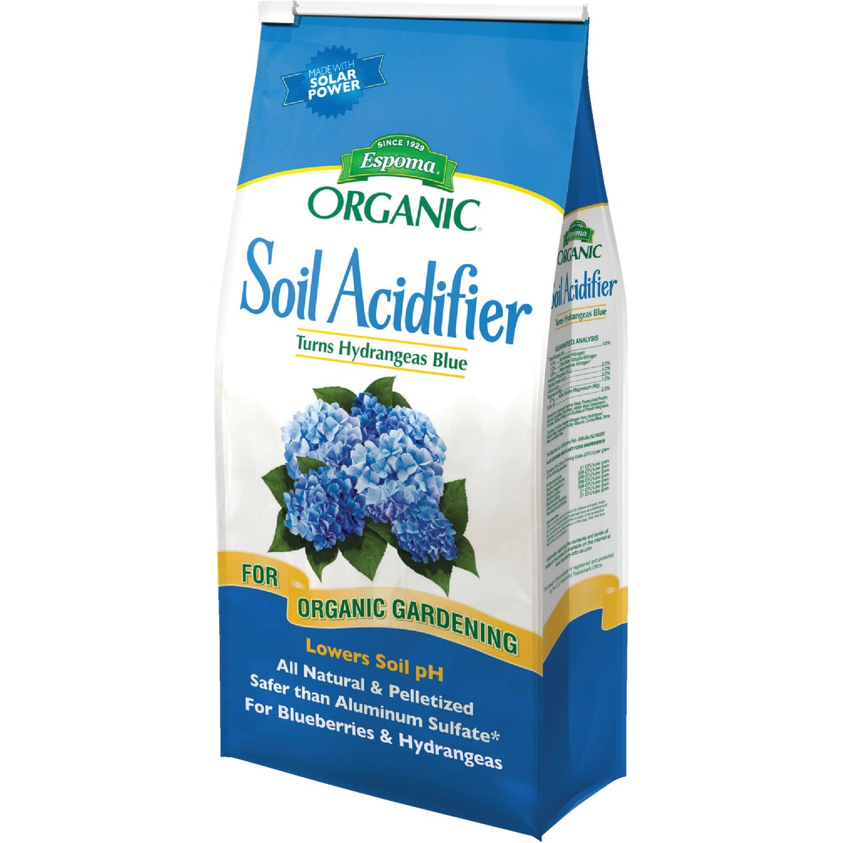 6#ORGANIC SOIL ACIDIFIER - GSUL6 by Espoma Co
