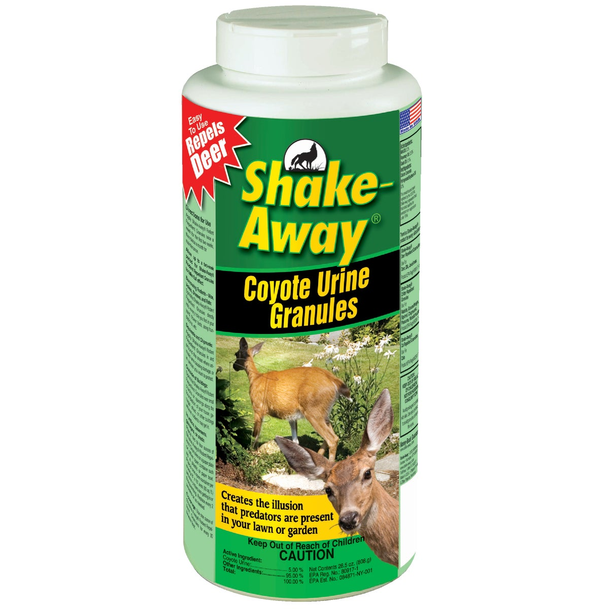 28.5OZ DEER REPELLENT - 2851118 by Shake Away