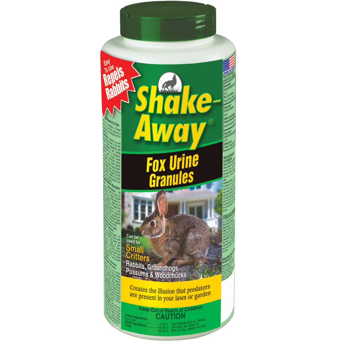 28.5OZ ANIMAL REPELLENT - 2852228 by Shake Away