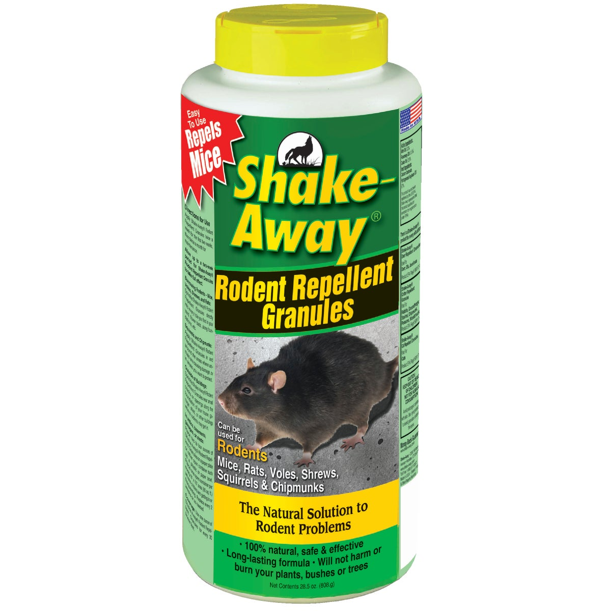 28.5OZ RODENT REPELLENT - 2853338 by Shake Away