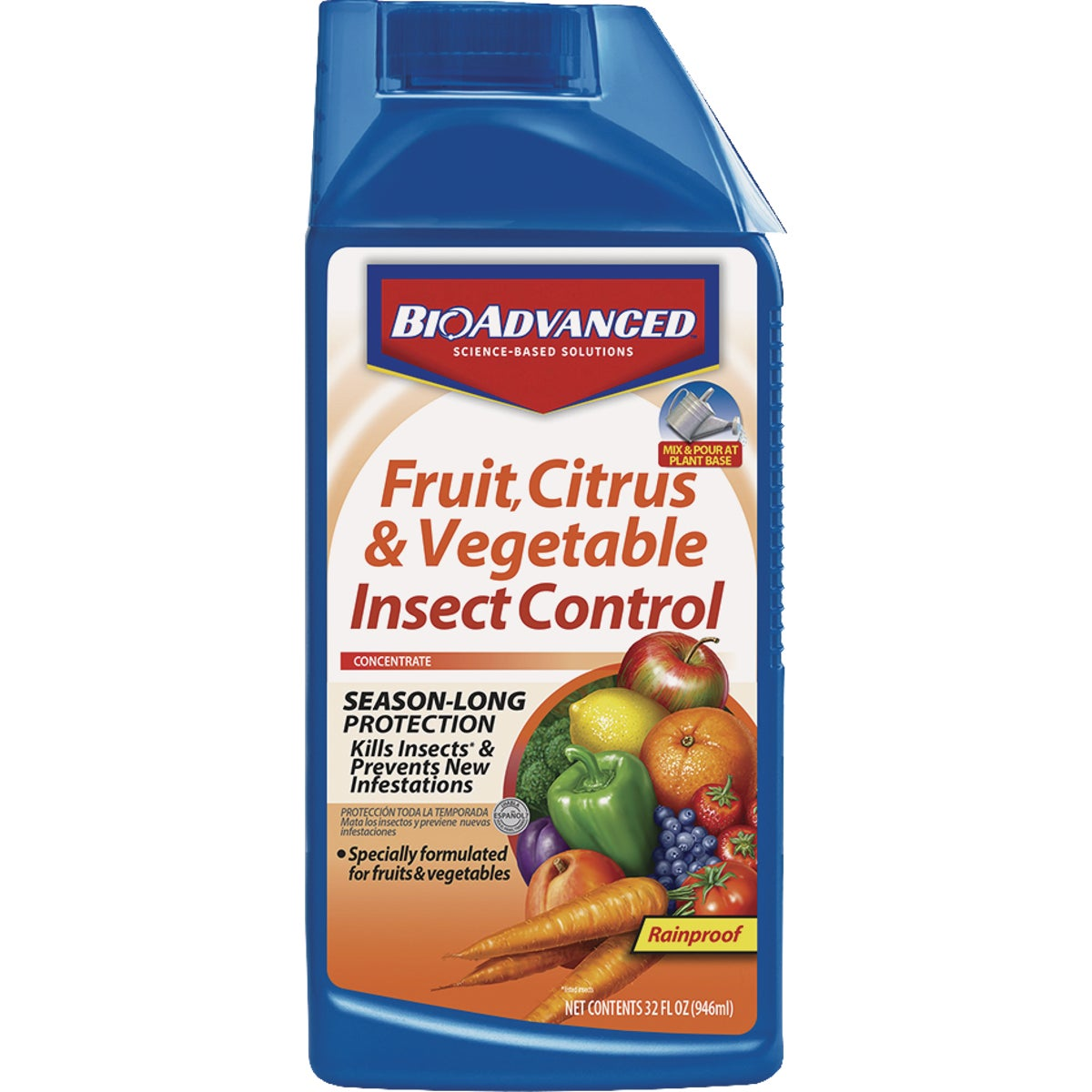 FRUIT/VEG INSECT CONTROL - 701520A by Bayer Advanced Llc