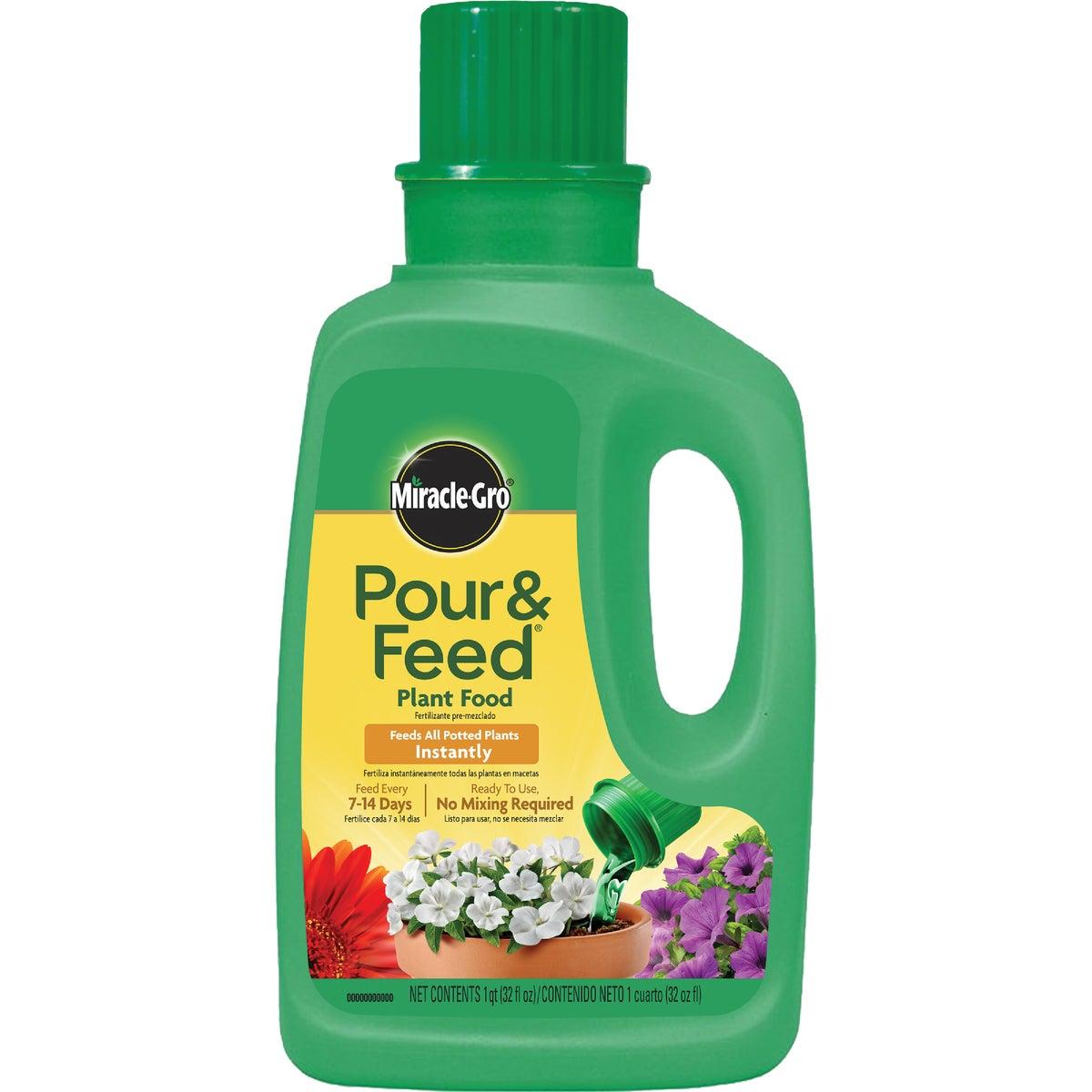 32OZ MGRO LIQ PLANT FOOD - 1006002 by Scotts Company