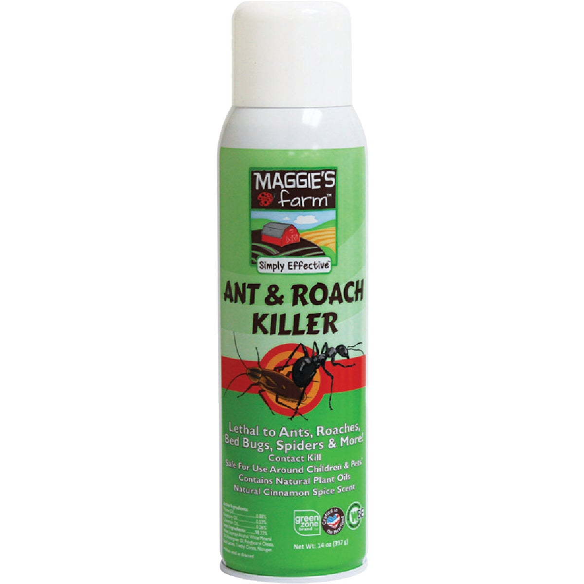 14OZ ANT & ROACH KILLER - 33103 by Ecosmart Tech