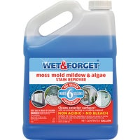 Wet and Forget 1 G MILDEW STAIN REMOVER 800006