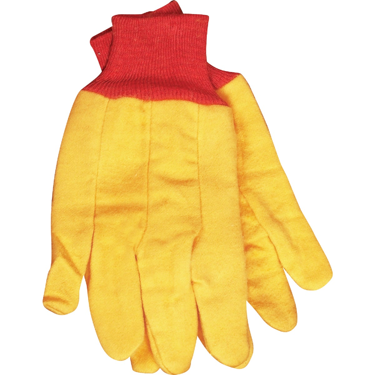 12PK LRG YEL CHORE GLOVE - 705650 by Do it Best