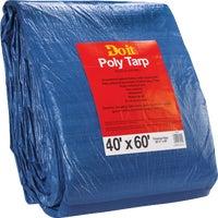 Bonide 40X60 BLUE MED DUTY TARP 705683